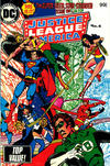 Cover for Justice League of America (Federal, 1983 series) #4