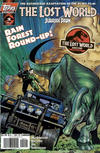 Cover Thumbnail for The Lost World: Jurassic Park (1997 series) #2 [Art Cover]