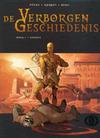Cover for De Verborgen Geschiedenis (Silvester, 2006 series) #1 - Genesis