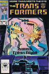 Cover Thumbnail for The Transformers (1984 series) #24 [Direct]