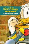 Cover for Walt Disney Treasury: Donald Duck (Boom! Studios, 2011 series) #1