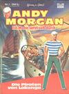Cover for Andy Morgan (Bastei Verlag, 1985 series) #1