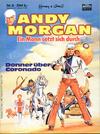 Cover for Andy Morgan (Bastei Verlag, 1985 series) #2