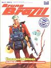 Cover for Bruno Brazil (Bastei Verlag, 1985 series) #2