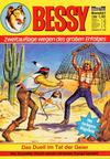 Cover for Bessy (Bastei Verlag, 1976 series) #27