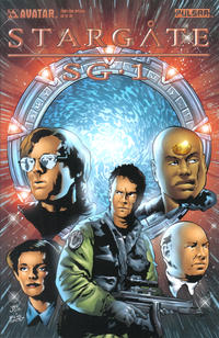 Cover Thumbnail for Stargate SG-1 2004 Convention Special (Avatar Press, 2004 series)  [Regular Cover]