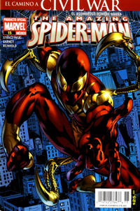 Cover Thumbnail for The Amazing Spider-Man, el Asombroso Hombre Araña (Editorial Televisa, 2005 series) #15