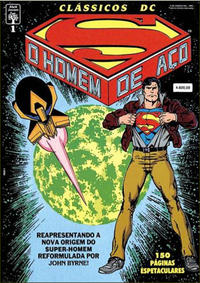 Cover Thumbnail for Clássicos DC (Editora Abril, 1992 series) #1
