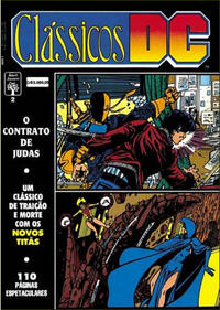 Cover Thumbnail for Clássicos DC (Editora Abril, 1992 series) #2
