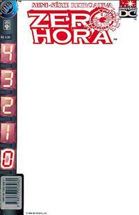 Cover Thumbnail for Zero Hora (Editora Abril, 1996 series) #0