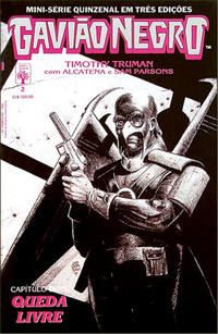 Cover Thumbnail for Gavião Negro (Editora Abril, 1990 series) #2