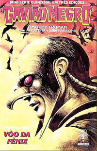 Cover Thumbnail for Gavião Negro (Editora Abril, 1990 series) #3