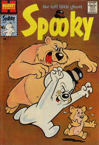 Cover Thumbnail for Spooky (Harvey, 1955 series) #12