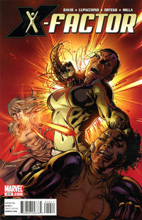 Cover Thumbnail for X-Factor (Marvel, 2006 series) #219