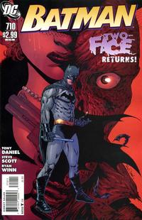 Cover Thumbnail for Batman (DC, 1940 series) #710