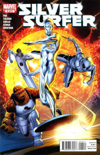 Cover Thumbnail for Silver Surfer (Marvel, 2011 series) #4