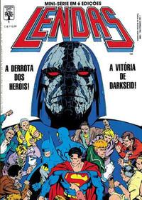 Cover Thumbnail for Lendas (Editora Abril, 1988 series) #1