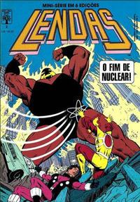 Cover Thumbnail for Lendas (Editora Abril, 1988 series) #2