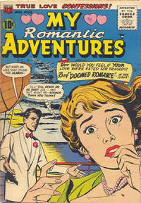 Cover Thumbnail for Romantic Adventures (American Comics Group, 1949 series) #53