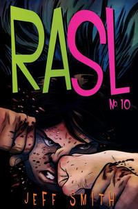 Cover Thumbnail for RASL (Cartoon Books, 2008 series) #10