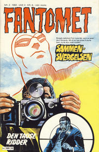 Cover Thumbnail for Fantomet (Semic, 1976 series) #2/1982