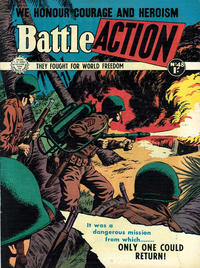 Cover Thumbnail for Battle Action (Horwitz, 1954 ? series) #48