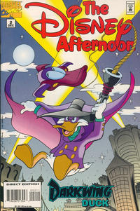 Cover Thumbnail for The Disney Afternoon (Marvel, 1994 series) #2