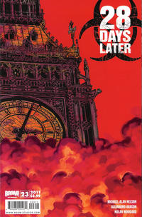 Cover Thumbnail for 28 Days Later (Boom! Studios, 2009 series) #23