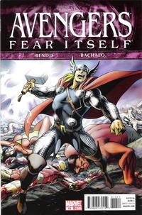 Cover Thumbnail for Avengers (Marvel, 2010 series) #13