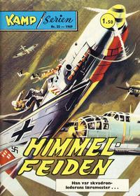 Cover Thumbnail for Kamp-serien (Serieforlaget / Se-Bladene / Stabenfeldt, 1964 series) #25/1969