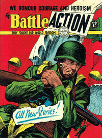 Cover Thumbnail for Battle Action (Horwitz, 1954 ? series) #61