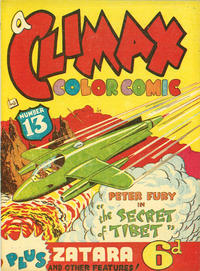 Cover Thumbnail for Climax Color Comic (K. G. Murray, 1947 series) #13