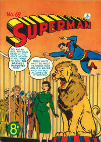 Cover Thumbnail for Superman (K. G. Murray, 1947 series) #69