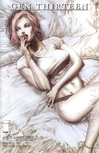 Cover Thumbnail for Gen 13 (Image, 1995 series) #1 [Lin-GEN-re Cover 1-G]