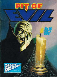Cover Thumbnail for Pit of Evil (Gredown, 1975 ? series) #14