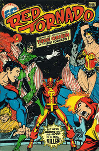 Cover Thumbnail for Red Tornado (Federal, 1983 series) #[nn]