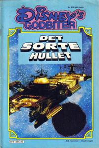 Cover Thumbnail for Disney's Godbiter (Hjemmet / Egmont, 1980 series) #26