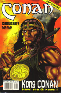 Cover Thumbnail for Conan (Bladkompaniet / Schibsted, 1990 series) #6/2001