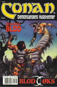 Cover Thumbnail for Conan (Bladkompaniet, 1990 series) #3/2002