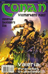 Cover Thumbnail for Conan (Bladkompaniet / Schibsted, 1990 series) #2/2003