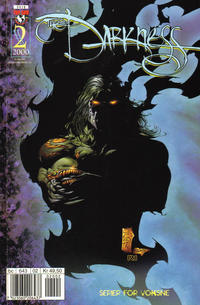 Cover Thumbnail for Darkness (Hjemmet / Egmont, 2000 series) #2/2000