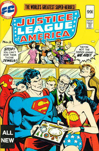 Cover Thumbnail for Justice League of America (Federal, 1983 series) #2