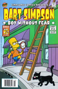 Cover Thumbnail for Simpsons Comics Presents Bart Simpson (Bongo, 2000 series) #13 [Newsstand Edition]