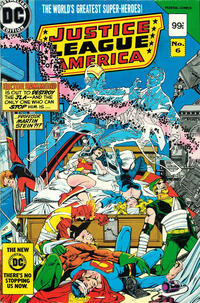 Cover Thumbnail for Justice League of America (Federal, 1983 series) #6