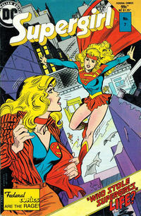 Cover Thumbnail for Supergirl (Federal, 1984 series) #7