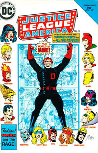 Cover Thumbnail for Justice League of America (Federal, 1983 series) #9