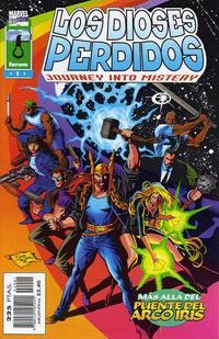 Cover Thumbnail for Los Dioses Perdidos (Planeta DeAgostini, 1997 series) #1