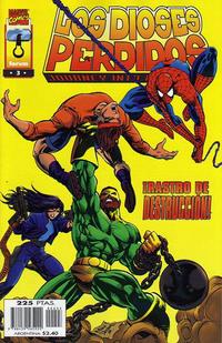 Cover Thumbnail for Los Dioses Perdidos (Planeta DeAgostini, 1997 series) #3