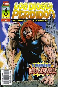 Cover Thumbnail for Los Dioses Perdidos (Planeta DeAgostini, 1997 series) #6