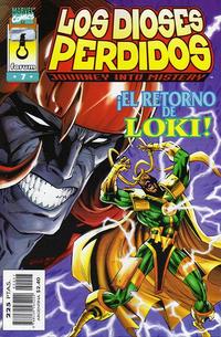 Cover Thumbnail for Los Dioses Perdidos (Planeta DeAgostini, 1997 series) #7